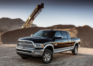 Dodge Ram Heavy Duty 2013