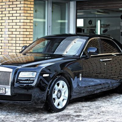 Rolls Royce Ghost фото