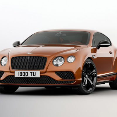 Фото Bentley Continental GT speed