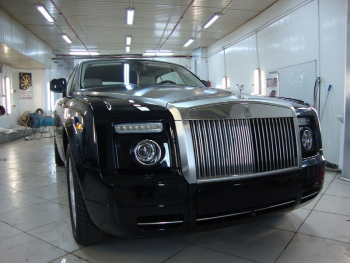 rolls royce phantom фото